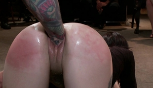 ass group pounded
