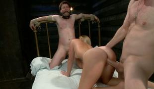 Humiliating cuckold