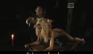 bdsm blonde fetish